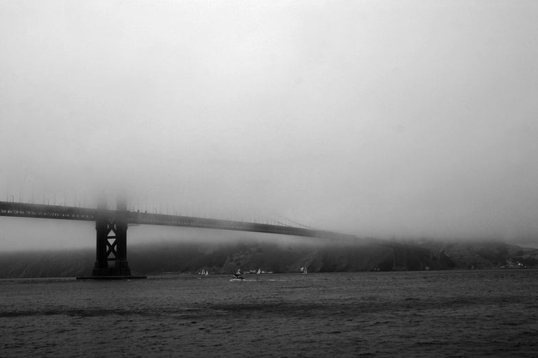 Fog in San Fransisco