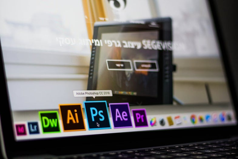 Finally start your career in graphic design this year with this certified training bundle