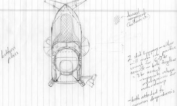 James Cameron Donates His Custom-Built Submarine To Science