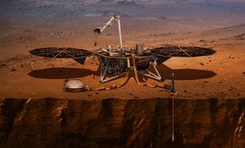 NASA's next mission will give us InSight into Mars' interior