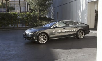 CES 2013: Audi Demonstrates Its Self-Driving Car