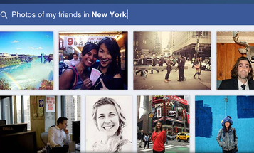 """Facebook's New """"Graph Search"""" Is The Google Of People"""