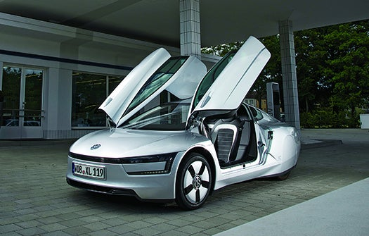 The Volkswagen XL1 Is The Most Efficient Car Ever