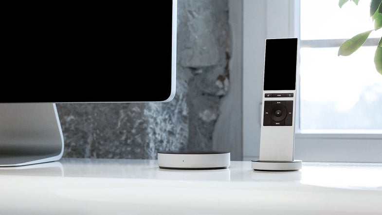 Crowdfunded NEEO Smart Remote Wants To Control All Your Devices