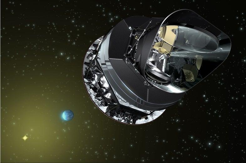 Farewell: Planck Space Telescope Shuts Down