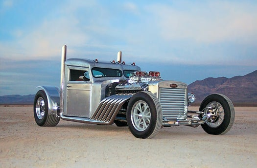 You Built What?! A Hot-Rod Hauler