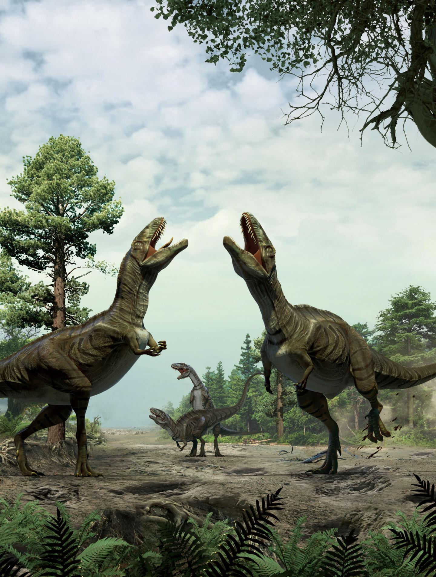 Dinosaur Dance