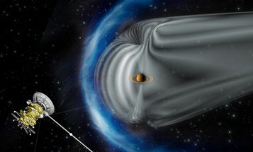 Saturn's speedy rotation makes its daytime auroras possible