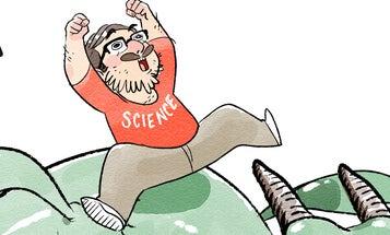 Science At Dragon Con 2015!