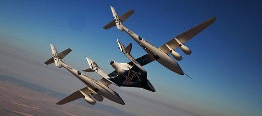 Video: Virgin's VSS Enterprise Makes its First Crewed Test Flight