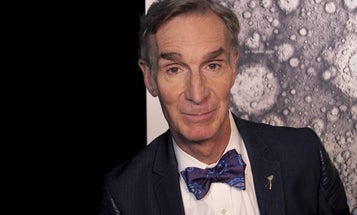 WATCH: Bill Nye on science media, politics, and the feature film he wants to make