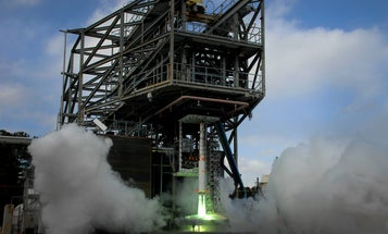 NASA Begins Acoustic Tests On The Space Launch System