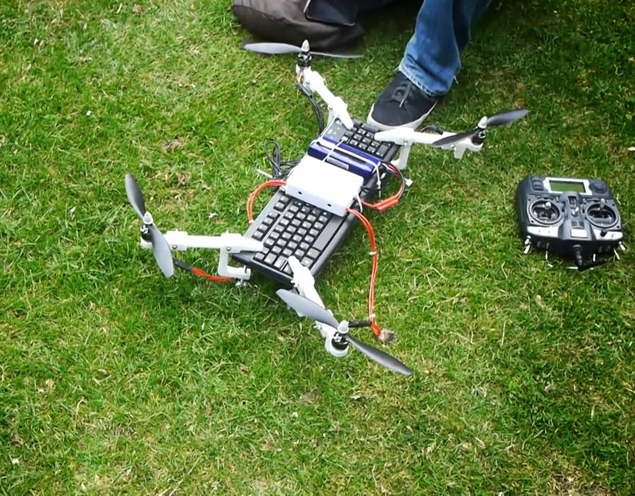 Turn Household Objects Into Drones With New DIY Kit