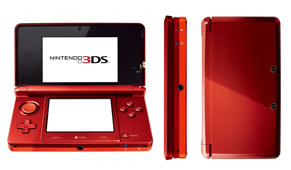Nintendo Unveils 3DS, the First Portable Gaming System to Support 3-D