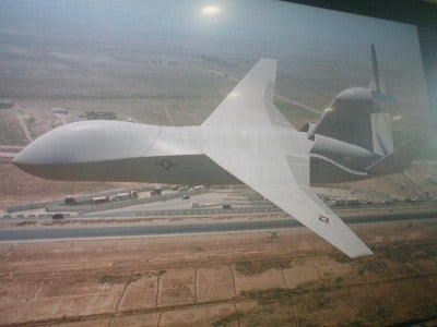 Lockheed Debuts New Stealth Drone Concept