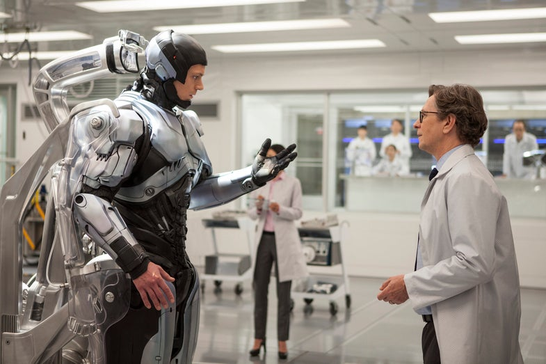 You Have Already Complied: RoboCop and the All-Too-Feasible Horror of Brain Hacking