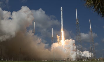 Missed The SpaceX Launch? Watch This Gorgeous New Video