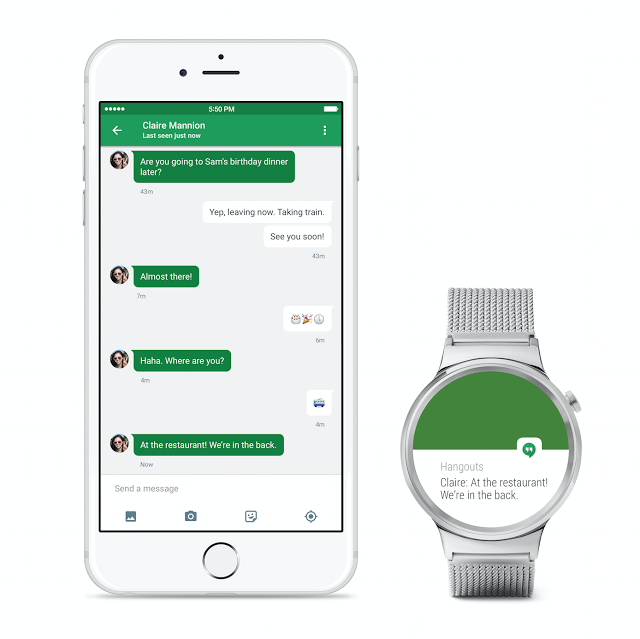 Android Wear For iPhone Is Official