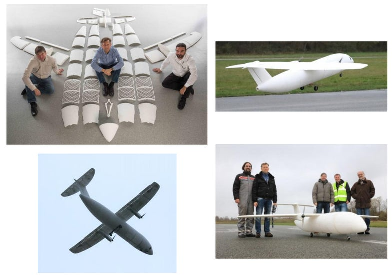 Airbus 3D Printed This 13-Foot-Long Drone Named Thor