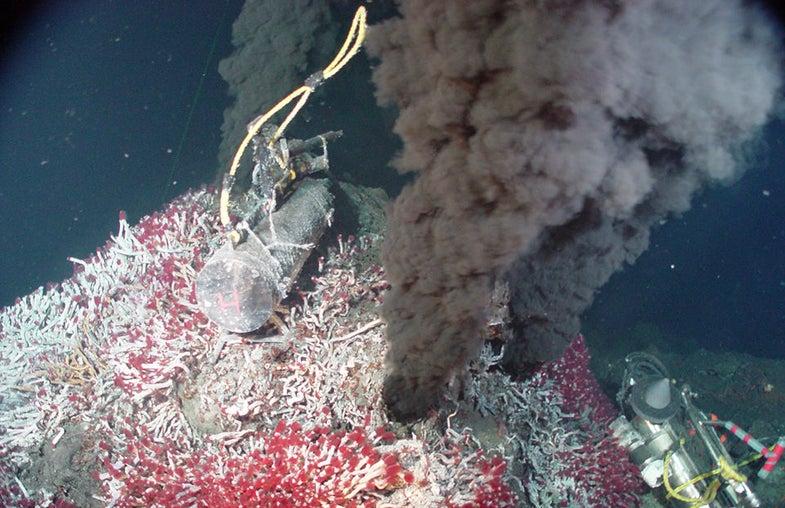 Should we mine the deep ocean?