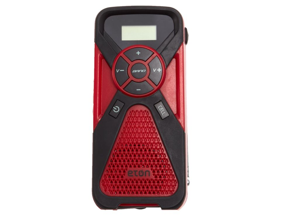 ETON Emergency Hand-Crank Radio