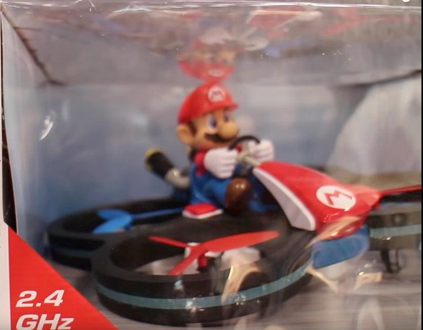Mario Kart Quadcopter