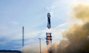 NASA Seeks Reusable Rockets For Science Experiments