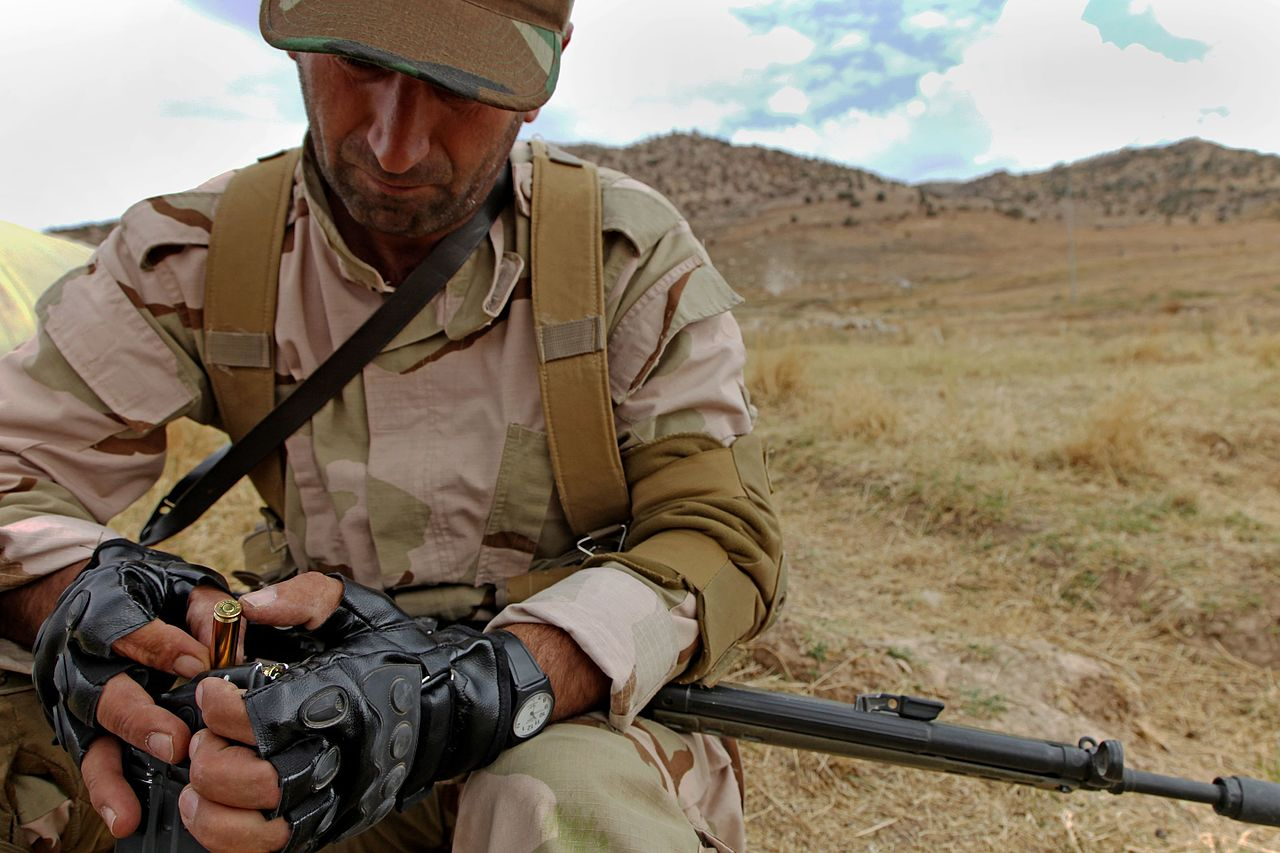 IED Drone Kills Kurdish Soldiers, French Commandos