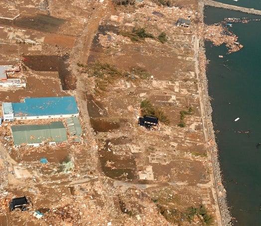GPS Satellites Could Improve Tsunami Advance Warning Time Tenfold