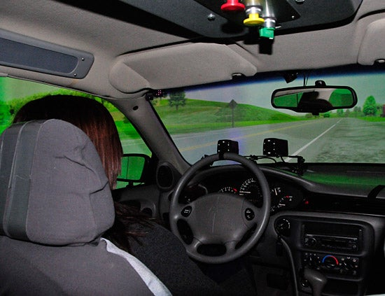 Inside the World's Most Advanced Driving Simulator