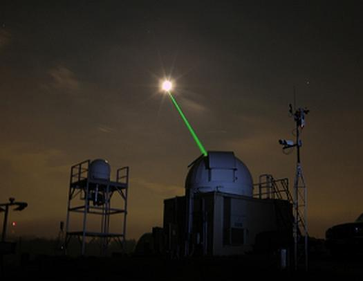 By Shining a Laser From the Ground, Researchers Could Easily Measure Earth's Magnetic Field