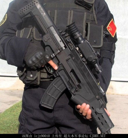 ZH-05 China Smart Rifle