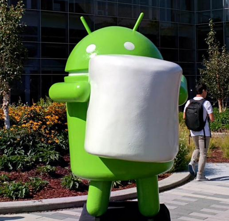 Android M finally gets a name: Android Marshmallow