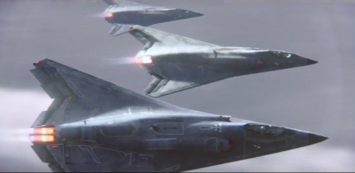 6th Generation Fighter Concept
