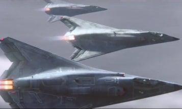 Northrop Grumman Ad Teases 6th-Generation Fighter