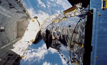 How The Hubble Space Telescope Started Its First Day, 26 Years Ago