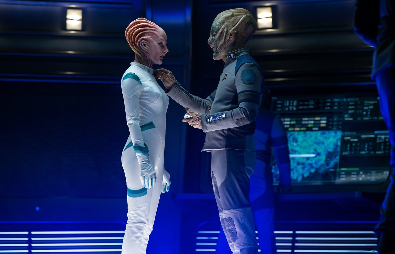 See Amazon CEO Jeff Bezos In Costume As An Alien in 'Star Trek Beyond'