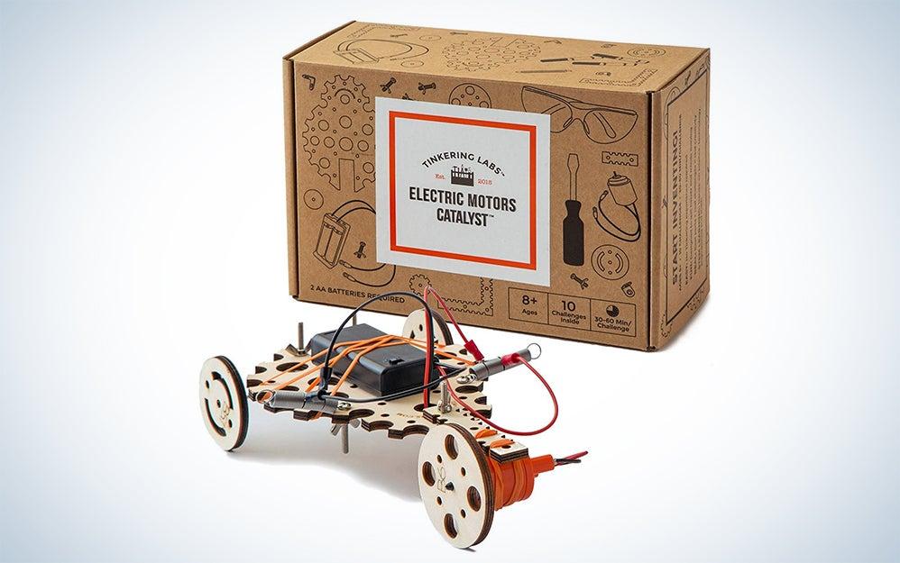 Tinkering Labs Electric Motors Catalyst kit