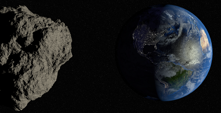 Scientists Are Crowdfunding Spacecraft To Blast Asteroids Out Of The Sky