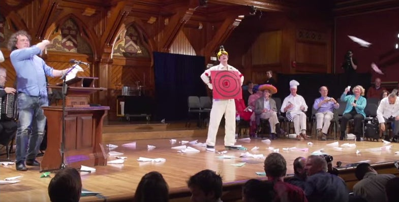 Weird Highlights From 25 Years Of Ig Nobel Prizes [Interactive]