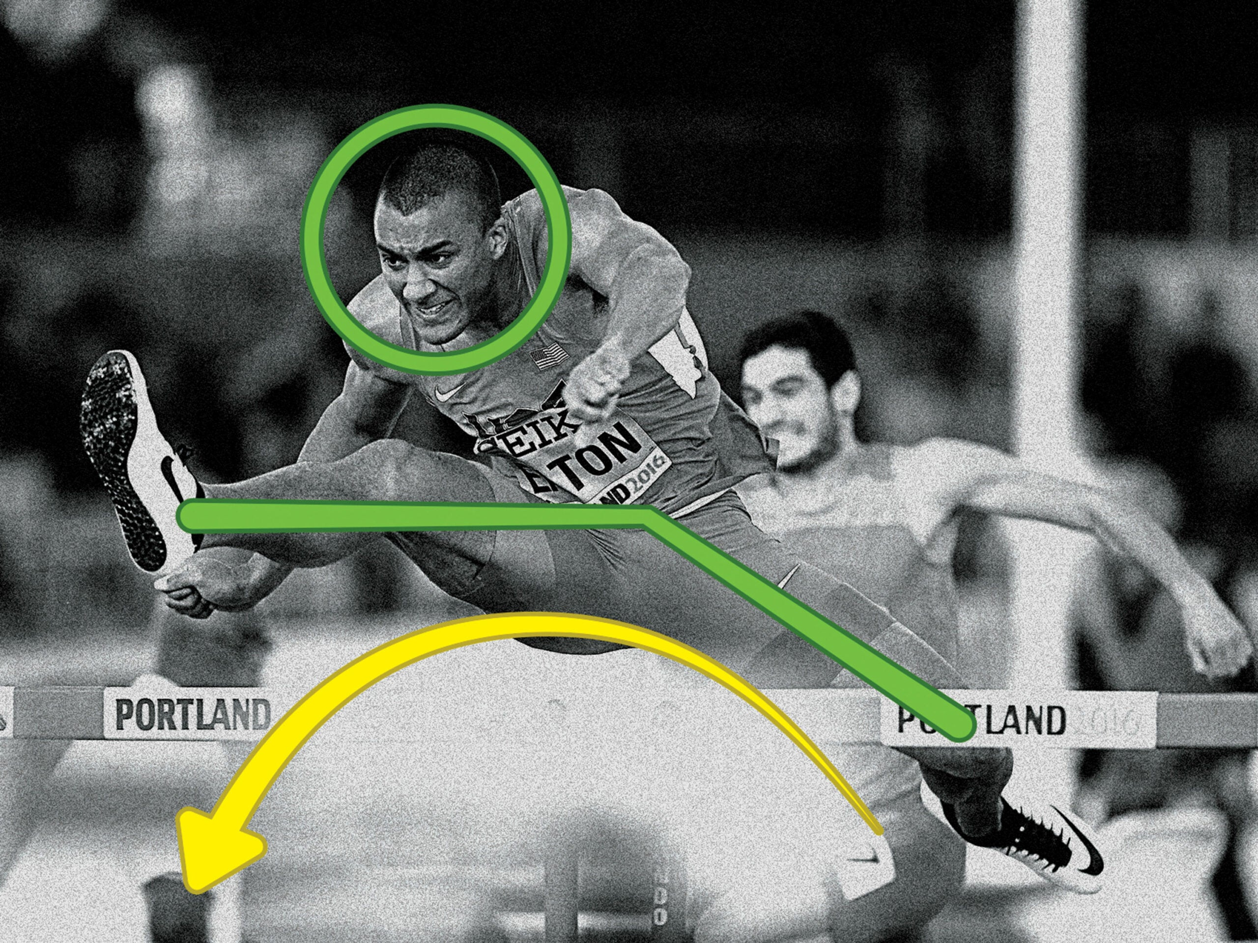 Ashton Eaton Conquers 10 Olympic Events With Simple Smartphone Apps