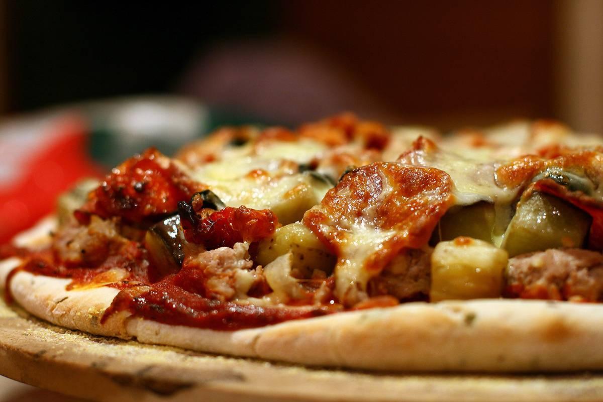 Murder Suspect Identified By DNA Left On Pizza Crust