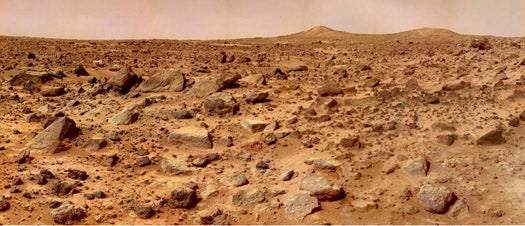 MIT's Martian Genome Project Will Search for Alien DNA on the Red Planet