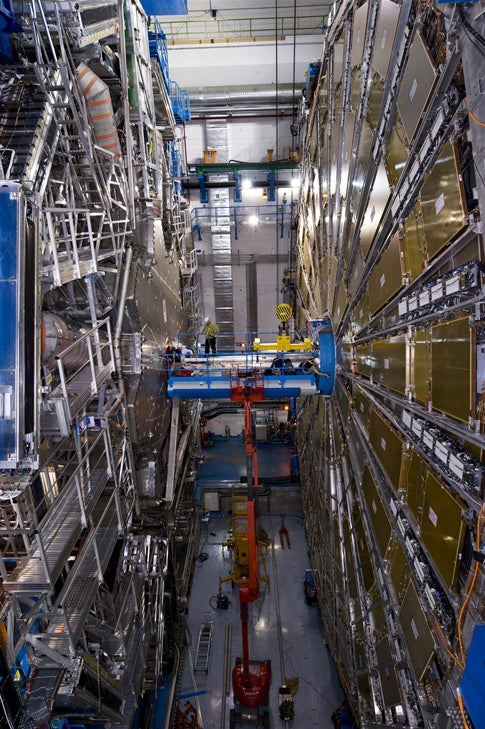 Rumor Mill: LHC Researchers Expect First Glimpse of the Higgs Boson Next Week