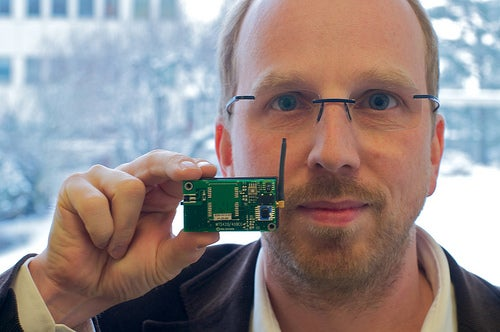 IBM's Mote Runner Project to Integrate Internet Connectivity into Everything