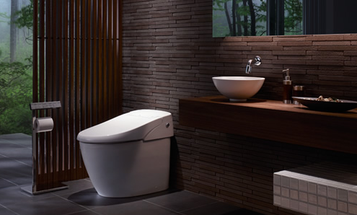 Smartphone-Controlled Japanese Toilet Keeps A Personal Poop Diary