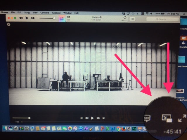 How To Use The Picture In Picture Playback Feature On MacOS Sierra