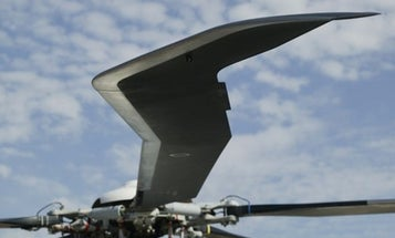 Video: A Silent Rotor Blade Paves the Way for Super-Stealth Choppers