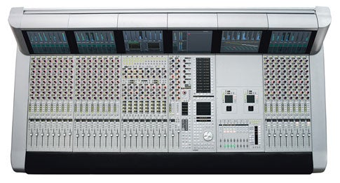 The Most Advanced Mixing Board