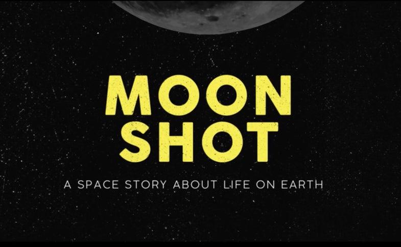 Still from 'Moon Shots'
